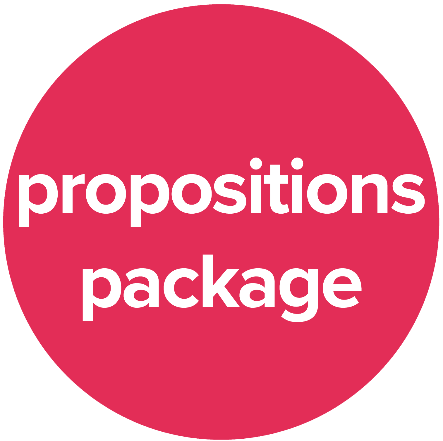packages-propositions